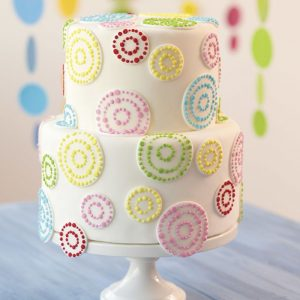 flower and cake design