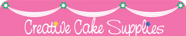 creative cake supplies banner